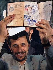 Ahmadenijad is Jewish
